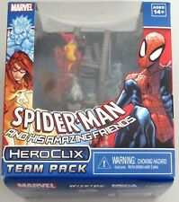 Heroclix Spider-man and His Friends Team Convention - Con in Y
