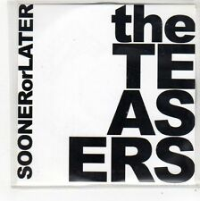 (FN962) The Teasers, Sooner Or Later - 2009 DJ CD