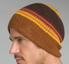 74d9e3736121f prAna Men s Gonzalez Beanie Cold Weather Hats Scorched Brown One Size Fits  Most