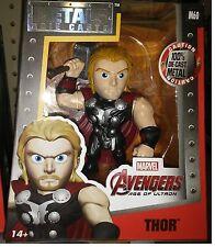 Marvel AVENGERS Movie THOR Heavy Metal Diecast Figurine Jada 4 inch M60