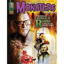 Famous Monsters of Filmland Issue #289 October 2017 Annual Romero Cover VF-NM