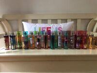 Bath & Body Works Fine Fragrance Mists 8 oz Full Size Mist