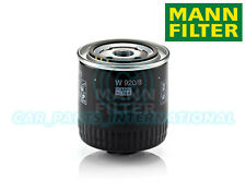 Mann Hummel OE Quality Replacement Engine Oil Filter W 920/8