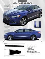 For: FORD FUSION EE2266 EE2267 Graphics Kit Decals Emblems Trim 2013-2015