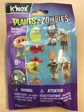 K'NEX Plants vs. Zombies Series 3 New In Bag ELITE Blind Bag