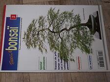 ¤¤ France Bonsaï n°5 Special pincements Acariens Travaux bonsai feuille caduque