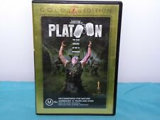 Platoon - Gold Edition - Charlie Sheen, Willem Dafoe, Oliver Stone- DVD