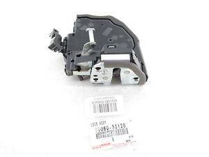 Genuine OEM Toyota Lexus 69060-06100 Driver Rear Lock Actuator