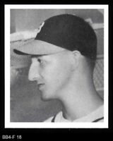 1948 Bowman REPRINT #18 Warren Spahn Braves NM/MT