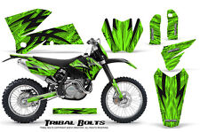 CREATORX GRAPHICS KIT FOR KTM 05-07 EXC/XC 05-06 SX TRIBAL BOLTS GNP