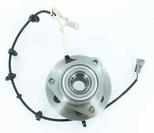 Wheel Bearing and Hub Assembly-4WD, 4-Wheel ABS Front Left SKF BR930204