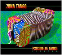 Zona Tango -Psicodelia Tango -  CD New Sealed