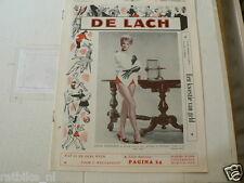 DE LACH 1963 NO 48,ANGIE DICKINSON,JANET MUNRO,BROUSSE,EKBERG,SPAAK,ALLEN,LISI,C