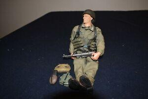 "1:6 Ultimate Soldier WWII German Infantry  12"" GI Joe Dragon MP40 21st Century ?"