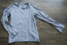 Graues, langärmliges T-Shirt von Kids (Tchibo), Gr. 158-164