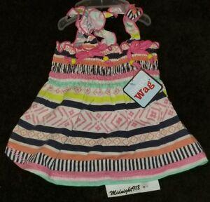NEW SIMPLY WAG  XSMALL SLEEVELESS GIRL PINK PET DRESS