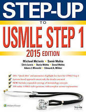 Step-Up to USMLE Step 1 2015 by Michael McInnis (Paperback, 2014)