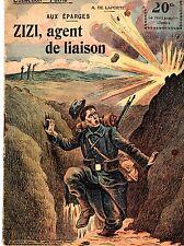 COLLECTION PATRIE 11 ZIZI AGENT DE LIAISON