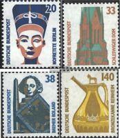BRD (BR.Deutschland) 1398A R-1401A R mit Zählnummer (kompl.Ausg.) postfrisch 198
