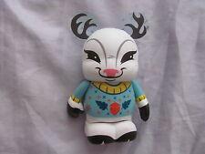 """DISNEY VINYLMATION - Cutesters Series Snow Day Deer 3"""" Figurine"""