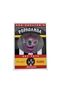 Ron English Bunny Rabbit Circus Sideshow Popaganda Mindstyle Rabbit Limited Rare