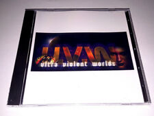 Ultra Violent Worlds Commodore Amiga CD