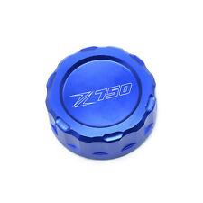 For KAWASAKI Z750/S CNC Cylinder Rear Fuel Brake Fluid Reservoir Cover Tank Cap