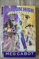 Avalon High Coronation Vol 1 The Merlin Prophecy (Tokyopop)