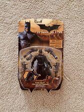 2005 Mattel Batman Begins Movie Exo Suit Batman Action Figure Moc