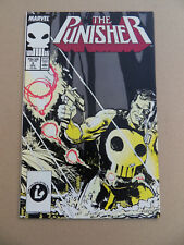 Punisher (vol 2)  2 . Marvel 1987 . VF - minus