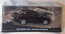 JAMES BOND Afla Romeo 159 Quantum Of Solace New sealed Pack 1:43 scale