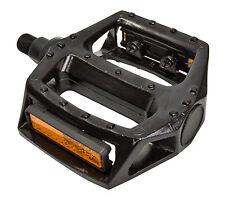 SunLite BMX Pedals Alloy Cromoly AXLE 1/2 Black