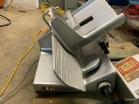 Bizerba SE12 Heavy Duty Commercial Countertop Meat Deli Cheese Slicer NSF