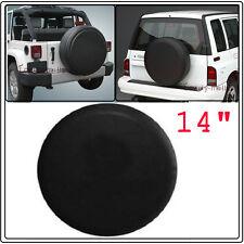 """Black Spare Wheel Tire Cover Spare For Suzuki X-90 1996-1998 Tire Cover 26"""" 27"""""""