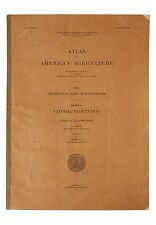 Atlas of American Agriculture - THE PHYSICAL BASIS OF AGRICULTURE NATURAL 1924