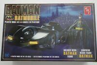 AMT #1107 1/25 scale Batmobile with resin Batman figure