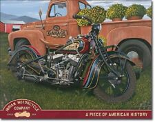 Jacobs - Indian Summer   Metal Tin Sign Wall Art