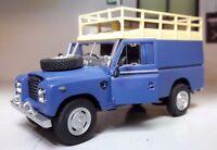 1:43 Maquette Land Rover Série 3 LWB 109 Utilitaire Toit Carré Oxford Cararama