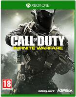 Call of Duty Infinite Warfare ~ XBox One (New & Sealed)