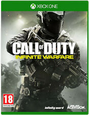Call of Duty infinie Warfare ~ XBox One (NEW & SEALED)