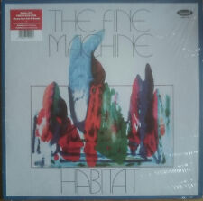 The Fine Machine ‎– Habitat LP Cinedelic Italian Library Music Nico Fidenco