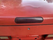 Geo Metro Convertible Third Brake Light