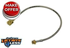 Skyjacker FBL60 Stainless Steel Brake Line Front for 82-93 Dodge Ramcharger Base