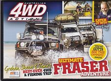 4WD Action DVD # 211   Ultimate Frazer Adventure    Never Viewed