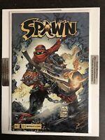 Spawn 131 God is a Bullet Todd McFarlane Greg Capullo Medina Low Print Run NM