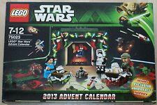 Lego - Star Wars - 75023 - Adventskalender 2013 - NEU - KOMPLETT - OVP