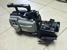 PANASONIC WV-F565H VIDEO CAMERA CANON YH13X7.5 KRS IX12
