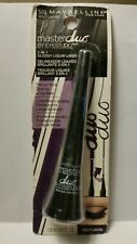 MAYBELLINE MASTER DUO 2-IN-1 GLOSSY PURPLE LIQUID LINER 505 VIOLET LUSTER