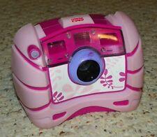 Fisher Price Kid Tough Digital Camera - Pink / Purple