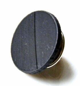 Vinyl Record Disc Lapel Pin